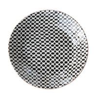 Terrafirma Ceramics Flared Bowl (Black/Dot)