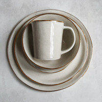 Apricity Ceramics - Dew Collection Mug (Grey)