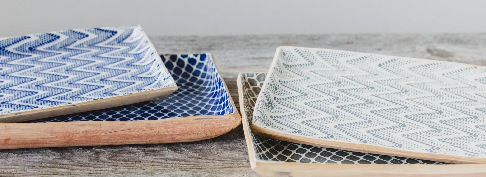 Ceramic Serving Platters