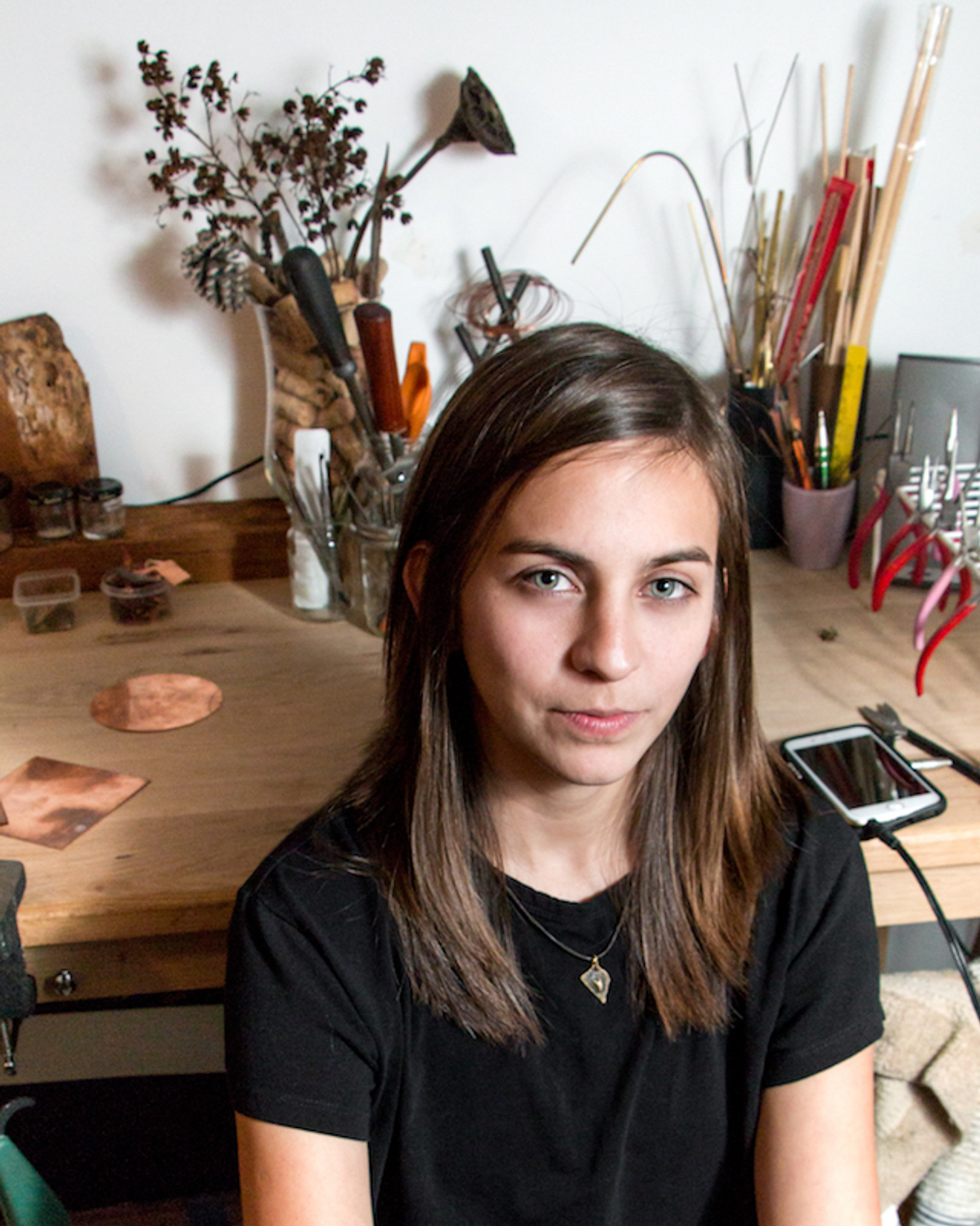 A Chat with Brasscopper Artist, Arianna Morales