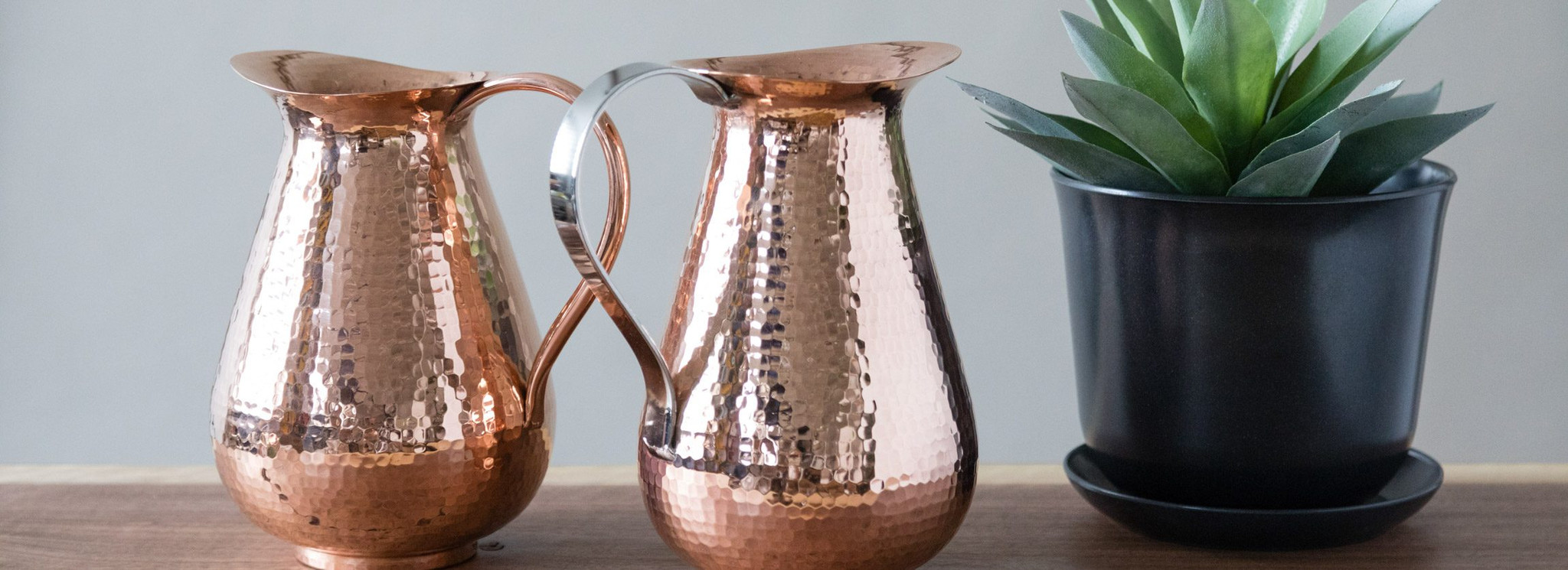 Featured: Pure Copper Water Pitchers from Sertodo Copper