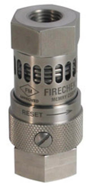 FireChek® Pneumatic Shut-Off Valve