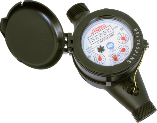 WM-PC Economical Plastic Water Meter