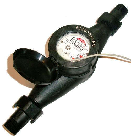 gpi tm series water meter manual