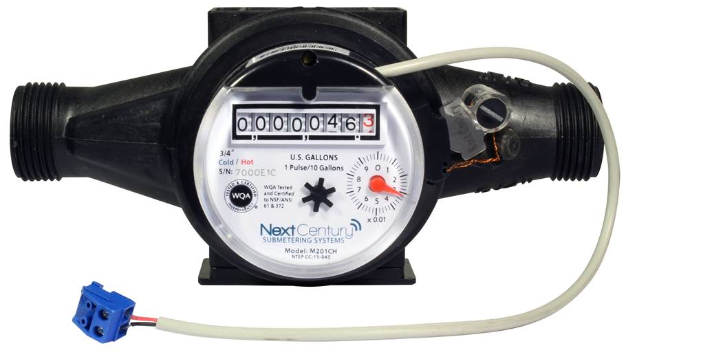 NSF Approved Water Meter / WQA Approved Water Meter