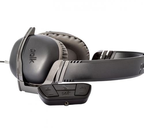 Polk Audio Striker Zx Gaming Headset - Black - Refurbished - (ZM1925-A)