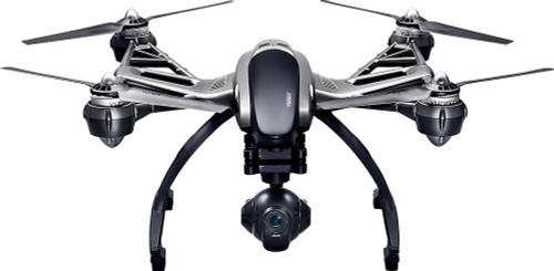 Yuneec YUNQ4KUS-R Q500 4K Typhoon Quadcopter Drone RTF, CGO3 4K Camera, ST10+ & Steady Grip - Refurbished