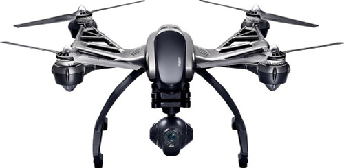 Yuneec YUNQ4KUS Q500 4K Typhoon Quadcopter Drone RTF, CGO3 4K Camera, ST10+ & Steady Grip - New
