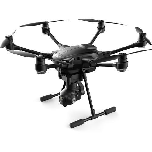 Yuneec YUNTYHSCUS Typhoon H Hexacopter with GC03+ 4K Camera - New