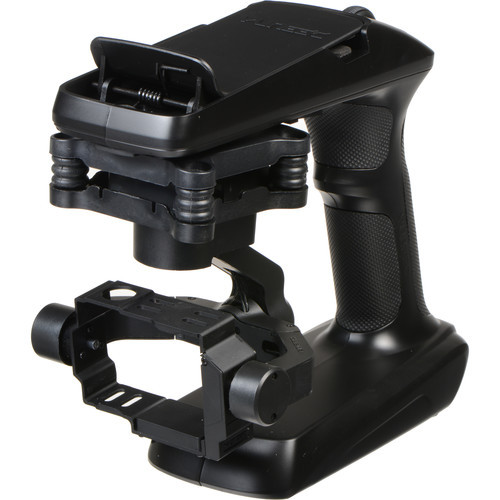 Yuneec YUNTYSTGUS SteadyGrip - compatible with Go Pro Hero 3/4 Gimbal,CG03 and CG02 Cameras with Zipper Case