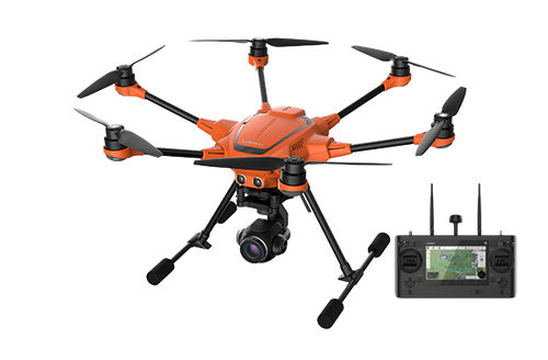 Yuneec YUNH520US H520 Airframe Drone, ST16S, 2 Batteries and Charger - NEW