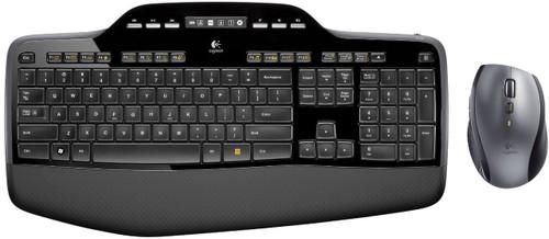 Logitech MK710 Desktop Wireless Keyboard/Mouse Combo USB - Refurbished