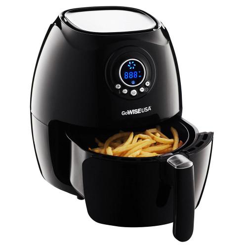 GoWise GW22632 Electric Air Fryer 2.75QT - Black