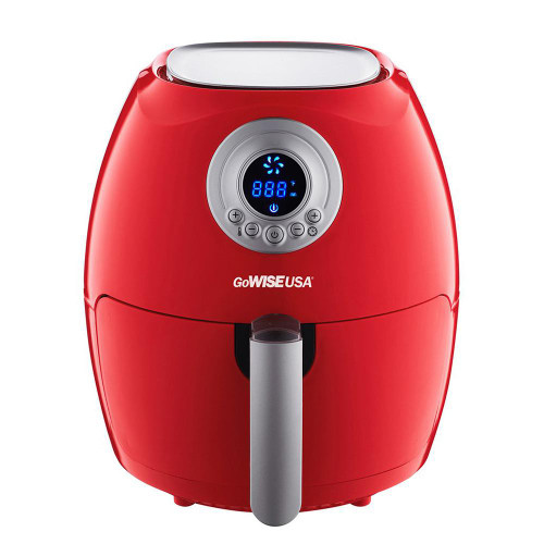 GoWise GW22633 Electric Air Fryer 2.75QT - Red