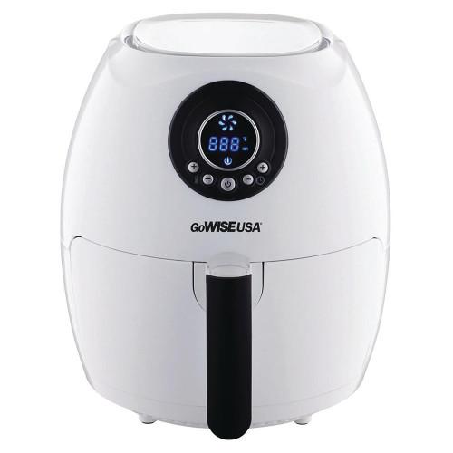 GoWise GW22634 Electric Air Fryer 2.75QT - White