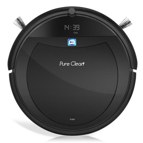 Pure Clean PUCRC99 Automatic Programmable Robot Vacuum Cleaner