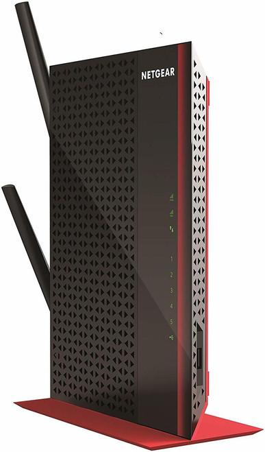 Netgear EX6200-100NAR  AC1200 Dual Band Wi-Fi Range Extender - Black - Certified Refurbished