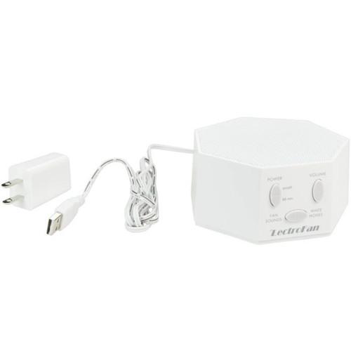 LectroFan ASM1007-WF White Noise and Fan Sound Machine- White