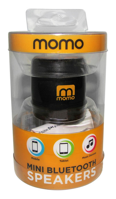 Momo Mini Bluetooth Speaker and Keychain
