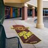 Floor Decals - PathFinders Sidewalk Stickers - Store Front
