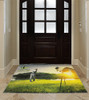 Logo Mat Custom Printed Plush Carpets - IllustraMats HD