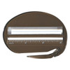 Promotional 3-in-1 Letter Openers - Charcoal