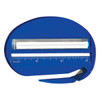 Promotional 3-in-1 Letter Openers - Blue