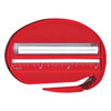 Promotional 3-in-1 Letter Openers - Red
