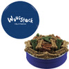 Custom Printed Dog Treat Gift Tins - Blue (Direct Imprint Shown)