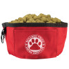 Red - Travel Dog Bowl - Collapsible Food & Water Bowl Promos - Fold&Go