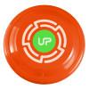 "9"" Promotional Frisbee, Custom Printed Flying Disk Toys - Orange"