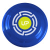 "9"" Promotional Frisbee, Custom Printed Flying Disk Toys - Royal Blue"