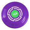 "9"" Promotional Frisbee, Custom Printed Flying Disk Toys - Violet"