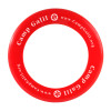 Zing Ring Promotional Flying Discs, Dog Safe Frisbees - Red