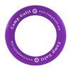 Zing Ring Promotional Flying Discs, Dog Safe Frisbees - Violet