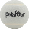 Dog Tennis Balls - Custom Printed Dog Balls - White