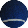 Dog Tennis Balls - Custom Printed Dog Balls - Dark Blue