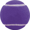 Dog Tennis Balls - Custom Printed Dog Balls - Purple