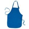 Work Aprons - Custom Printed Grooming Aprons - Royal Blue