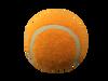 Promotional Tennis Balls for Dogs - Orange