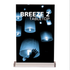 Retractable Table Top Banner - Breeze 2