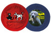 Custom Printed Fetch-N-Catch Frisbee Dog Toy - Full Color