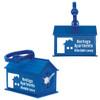 Dog House Promotional Waste Bag Dispensers - Blue