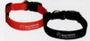 Custom Printed Promotional Dog Collars for Medium-Large Dogs