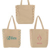 Promotional Doggie Print Tote Bag - Colors