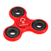 Fidget Spinners with Promotional Imprint - Red