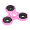 Fidget Spinners with Promotional Imprint - Pink