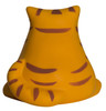 Fat Cat Squeezies Stress Relievers - Back (Blank)
