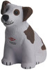 Sitting Dog Squeezies Stress Relievers - (2C Imprint)