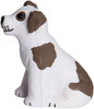 Sitting Dog Squeezies Stress Relievers - Side